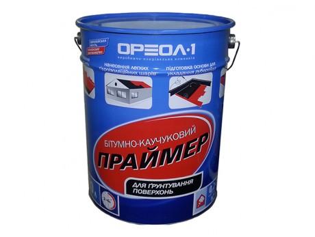 Битумно-полимерный праймер Ореол 16 кг