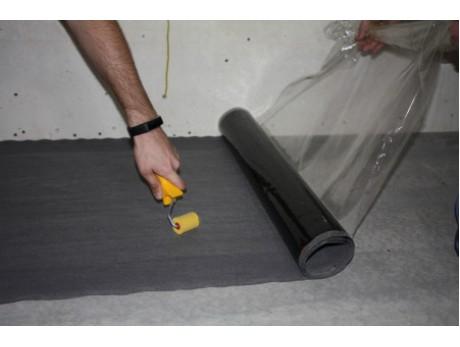 Самоклеящаяся гидроизоляция для пола ТехноНиколь 0,75х10м (7,5м2)