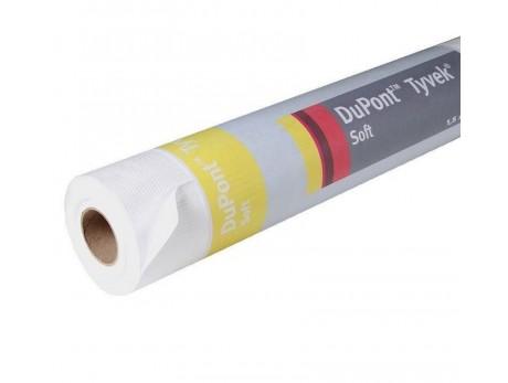 Тайвек Софт паропроницаемая диффузионная мембрана (75м2)