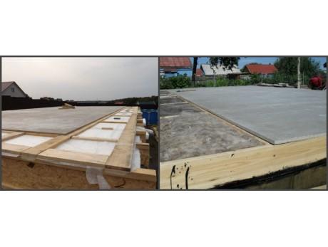 ЦСП цементно стружечная плита  2700х1200х10мм
