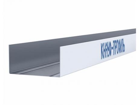 Кнауф профиль направляющий (ПН) 50x40x0,6мм (3м)