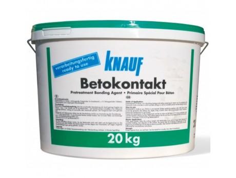 Бетонконтакт Кнауф грунтовка адгезионная 20кг