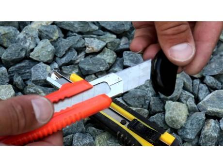 Лезвия для малярного ножа (10шт в уп)