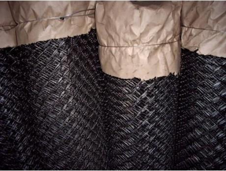 Сетка рабица ячейка 15х15х1мм рул. 1х10м (Черная)