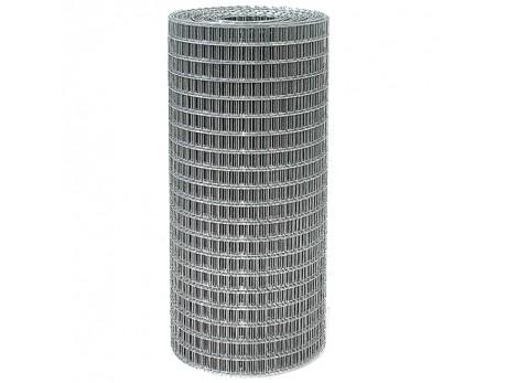 Сетка оцинкованная 10х10х0.6мм (1х15м)