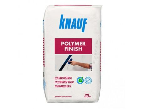 Шпаклевка Кнауф полимер финиш (20кг)