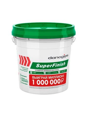 Готовая финишная шпатлевка Sheetrock SuperFinish (28кг)