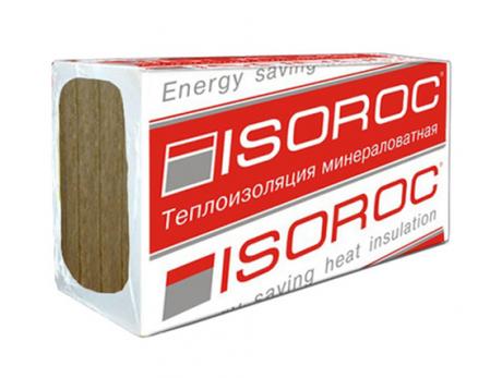 Изорок Изолайт Л минвата 1000х600х100мм (2,4м²)