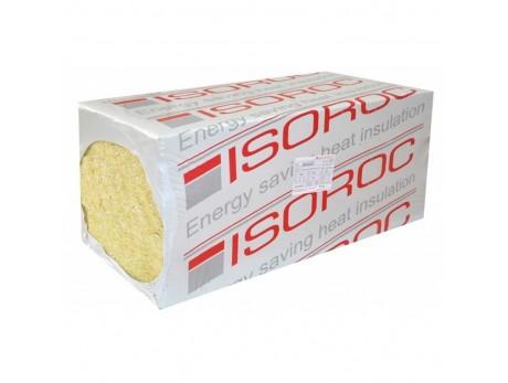 Изорок Изолайт П-50 базальтовая минвата 1000х500х100мм (2м²)