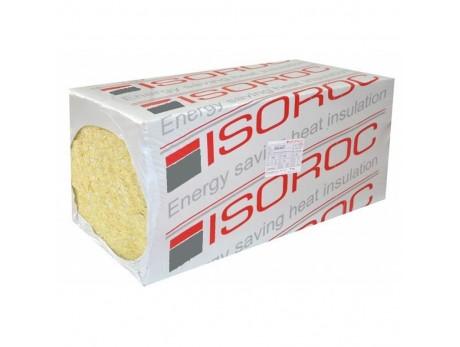 Изорок П-75 базальтовая минвата 1000х500х100мм (2м²)