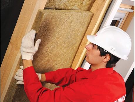 Роквул Лайт Баттс Экстра каменная вата 1000x600x100мм (2,4м²) (0,25м³)