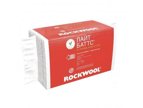 Роквул Лайт Баттс каменная вата 1000х600х100мм (3м²)