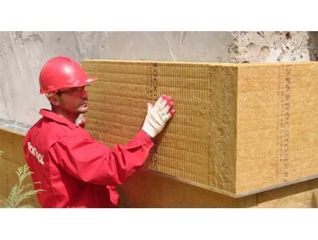 Роквул РокФасад каменная вата 1000х600х100мм (1,2м²)